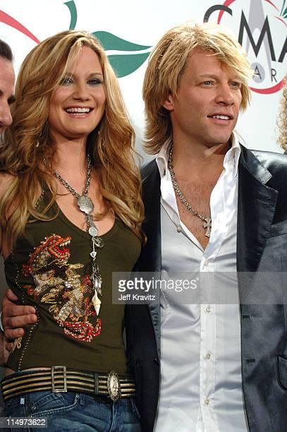Jennifer Nettles of Sugarland and Bon Jovi, performers