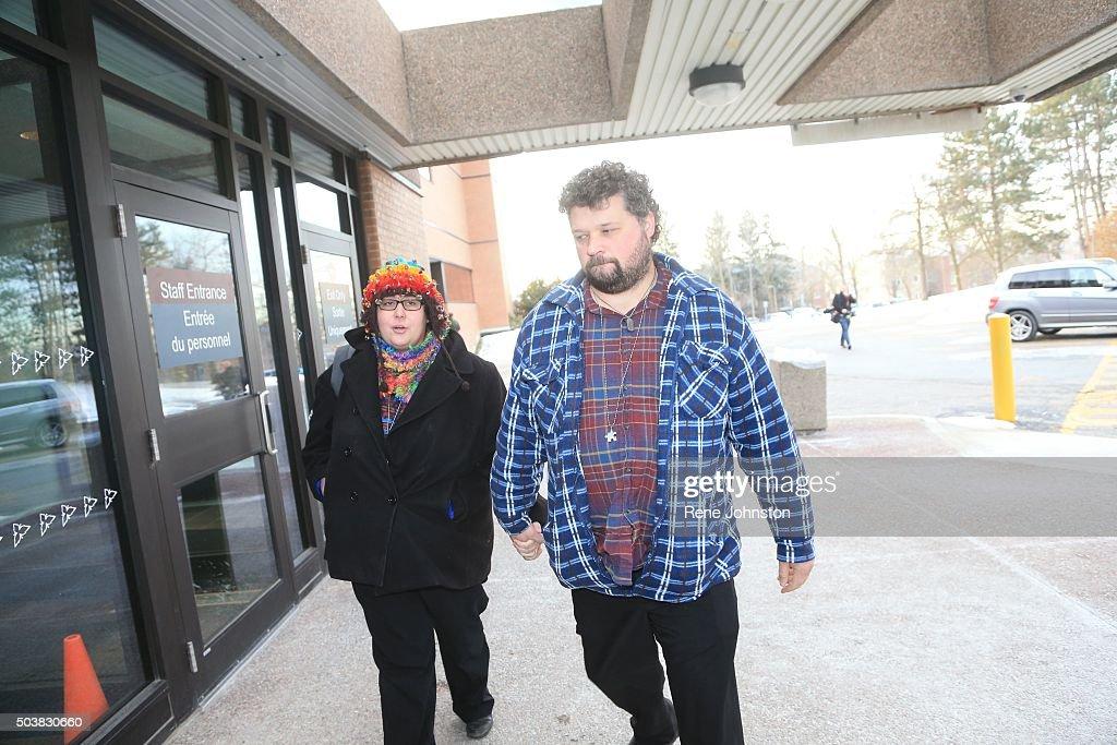 Marco Muzzo pleads guilty : ニュース写真