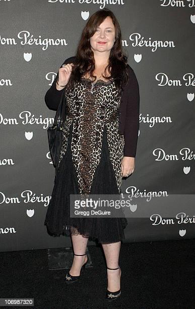 Jennifer Nicholson during Dom Perignon Karl Lagerfeld and Eva Herzigova Host An International Launch To Unveil The New Image Of Dom Perignon Rose...