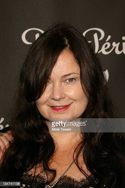 Jennifer Nicholson during Dom Perignon Rose Vintage 1996 Champagne by Karl Lagerfeld Launch Party at Private Residence Beverly Hills in Beverly Hills...