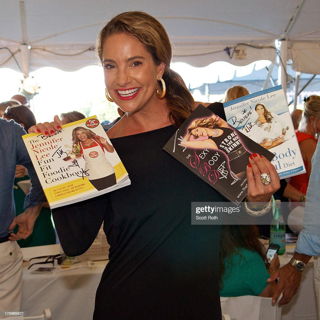 Jennifer Nicole Lee attends 9th Annual Authors Night at The East Hampton Library on August 10, 2013 in East Hampton, New York.