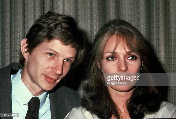 Jennifer O'Neill and husband John Lederer circa 1982 in New York City