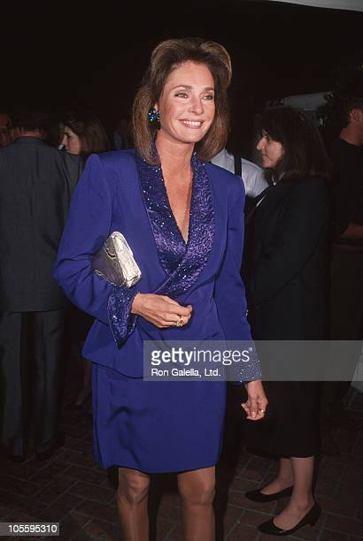 Jennifer O'Neill during Bernstien Engagement Party April 21 1992 at Tripp's Nightclub in Century City California United States