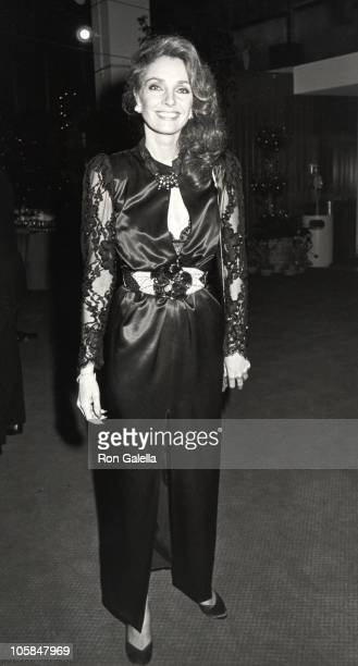 Jennifer O'Neill during Jennifer O'Neill at a Taping of The Television Academy Hall of Fame at Santa Monica Civic Auditorium in Santa Monica...