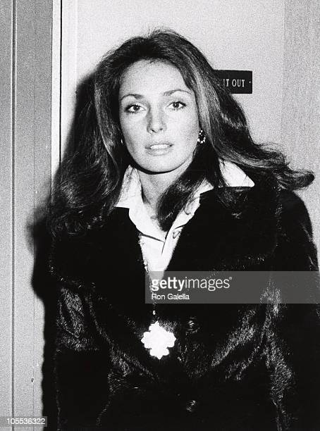 Jennifer O'Neill during Lady Caroline Lamb Preview February 8 1973 at Fine Art Theatre in New York City New York United States
