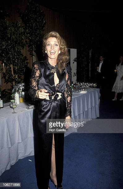 Jennifer O'Neill during Television Academy Hall of Fame TV Taping March 24 1983 at Santa Monica Civic Auditiorium in Santa Monica California United...