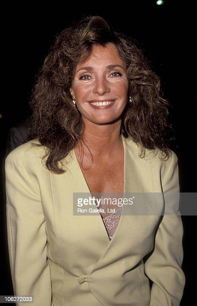 Jennifer O'Neill during The Fisher King Beverly Hills Premiere at The Academy Theater in Beverly Hills California United States