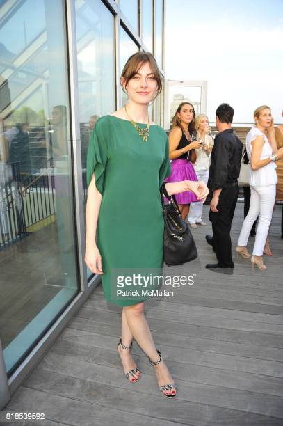 Jennifer Pastore attends Sunset Over the Hudson DAVID YURMAN Annual Rooftop Party at the David Yurman Rooftop on August 5 2010 in New York City