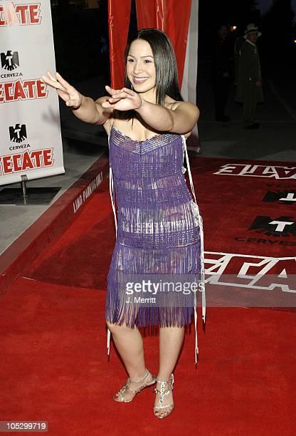 Jennifer Pena during 5th Annual El Premio De La Gente Latin Music Fan Awards Arrivals at Mandalay Bay Resort Casino in Las Vegas Nevada United States