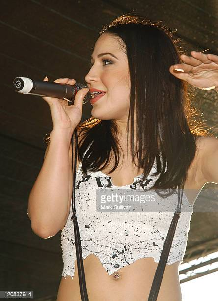 Jennifer Pena during 5th Annual Latin Pride Festival 2003 at Downtown Los Angeles in Los Angeles California United States