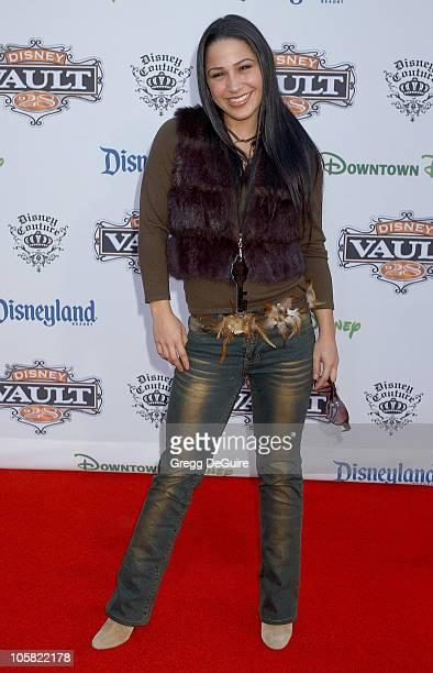 Jennifer Pena during Opening of Disney Vault 28 Arrivals at Disney Vault 28 in Anaheim California United States