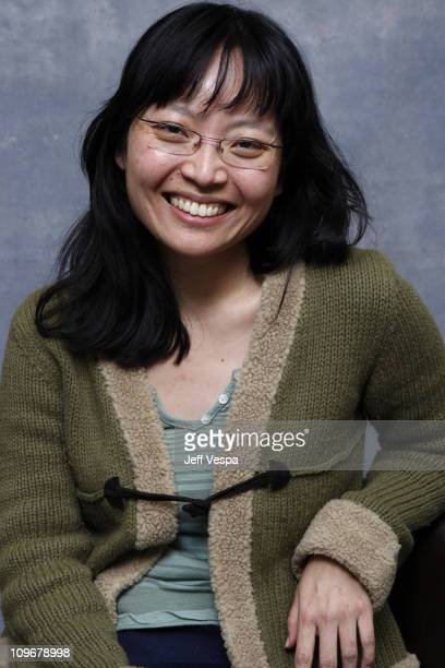 Jennifer Phang at the Sky 360 by Delta lounge WireImage portrait studio on January 22 2008 in Park City Utah