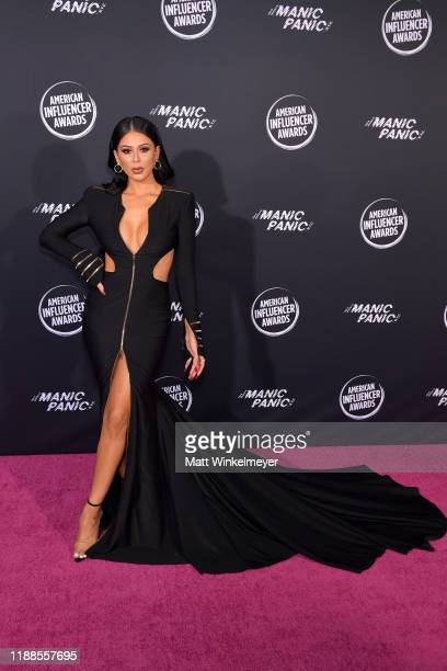 Jennifer Ruiz attends the 2nd Annual American Influencer Awards at Dolby Theatre on November 18 2019 in Hollywood California