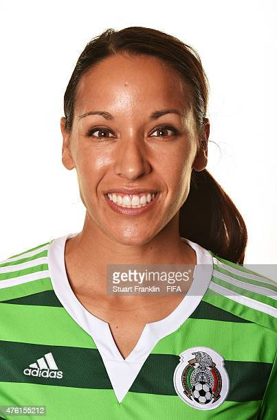 Jennifer Ruiz of Mexico poses for a portrait on June 6 2015 in Moncton Canada