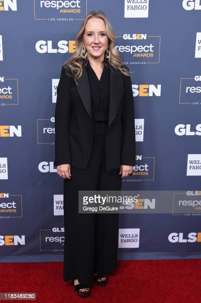 Jennifer Salke attends the GLSEN Respect Awards Los Angeles at the Beverly Wilshire Four Seasons Hotel on October 25 2019 in Beverly Hills California