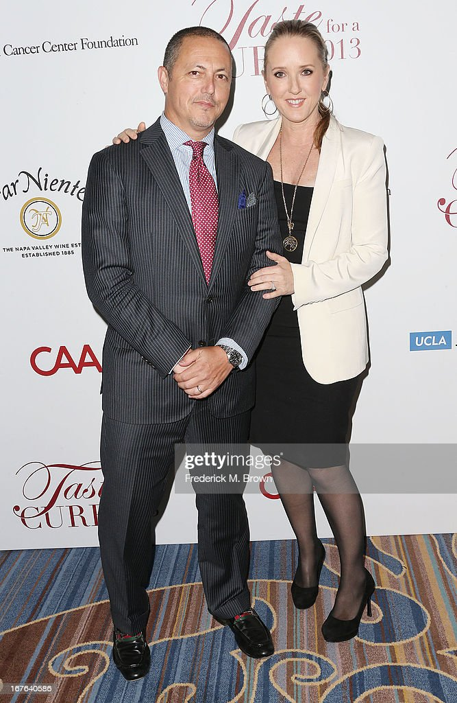 """UCLA's Jonsson Cancer Center Foundation Hosts 18th Annual """"Taste For A Cure"""" Fundraiser - Arrivals : News Photo"""