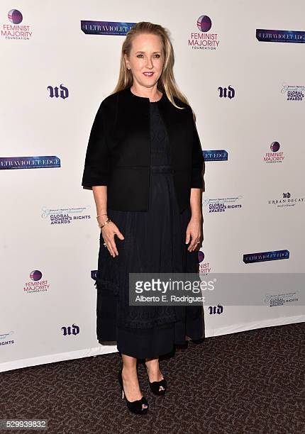 Jennifer Salke President of NBC Entertainment attends the 11th Annual Global Women's Rights Awards at the Directors Guild of America on May 09 2016...