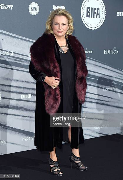Jennifer Saunders attends at The British Independent Film Awards at Old Billingsgate Market on December 4 2016 in London England