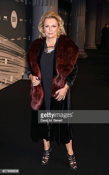 Jennifer Saunders attends at The British Independent Film Awards Old Billingsgate Market on December 4 2016 in London England