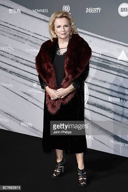 Jennifer Saunders attends The British Independent Film Awards at Old Billingsgate Market on December 4 2016 in London England