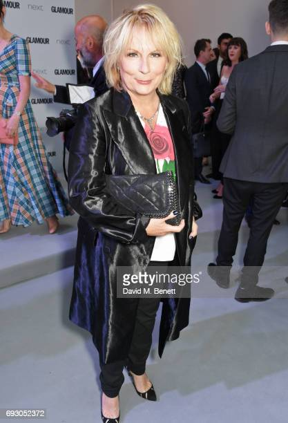 Jennifer Saunders attends the Glamour Women of The Year Awards 2017 in Berkeley Square Gardens on June 6 2017 in London England