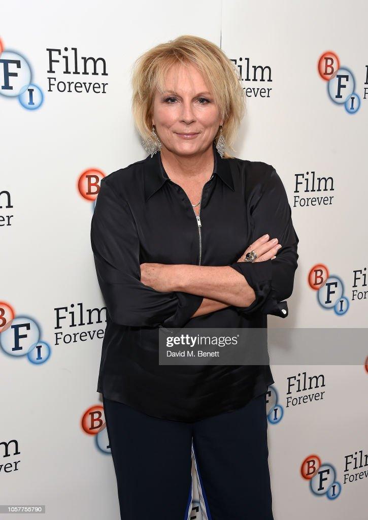 Jennifer Saunders In Conversation At BFI Southbank : News Photo