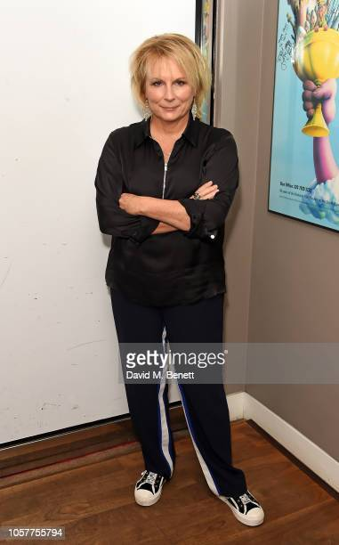 Jennifer Saunders In Conversation at BFI Southbank on November 5 2018 in London England