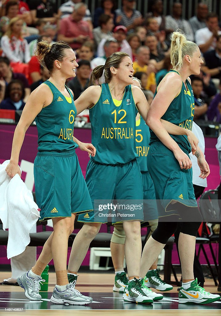 Olympics Day 7 - Basketball