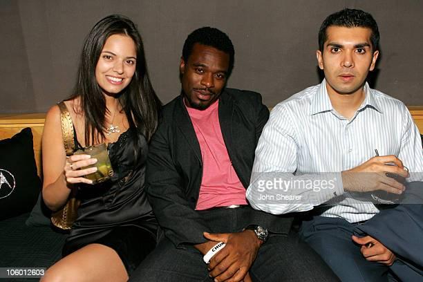 Jennifer Seligman Lyriq Bent and Gorav Seth during 31st Annual Toronto International Film Festival Motorola Late Night Lounge at Club Level V in...
