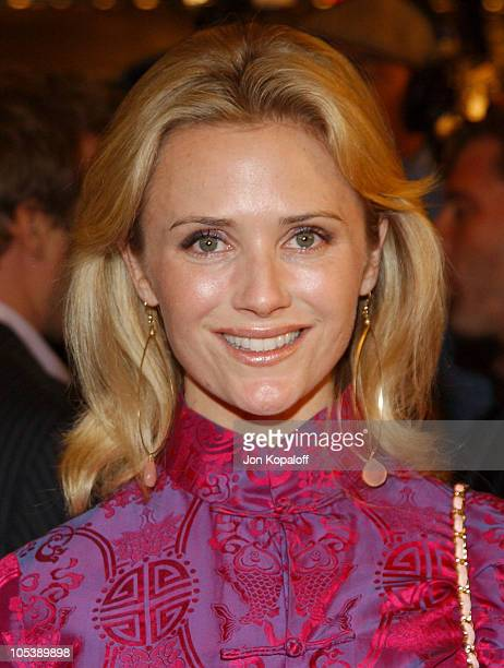 "Jennifer Siebel during ""A Love Song For Bobby Long"" Los Angeles Premiere- Arrivals at Mann Bruin in Westwood, California, United States."