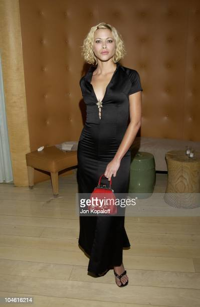 Jennifer Sky during 2002 Fox Summer TCA Party at Sky Bar at The Mondrian Hotel in West Hollywood California United States