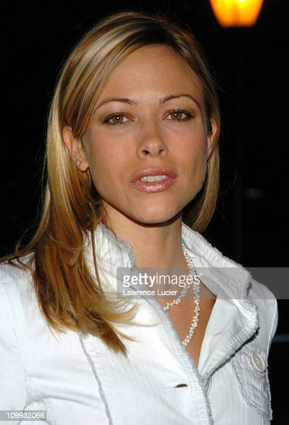 Jennifer Sky during Never Die Alone New York Premiere at Chelsea West Cinemas in New York City New York United States