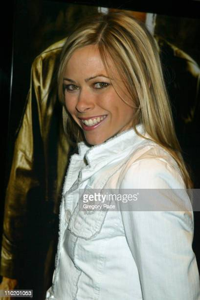 Jennifer Sky during Never Die Alone New York Premiere Inside Arrivals at Chelsea West Cinemas in New York City New York United States