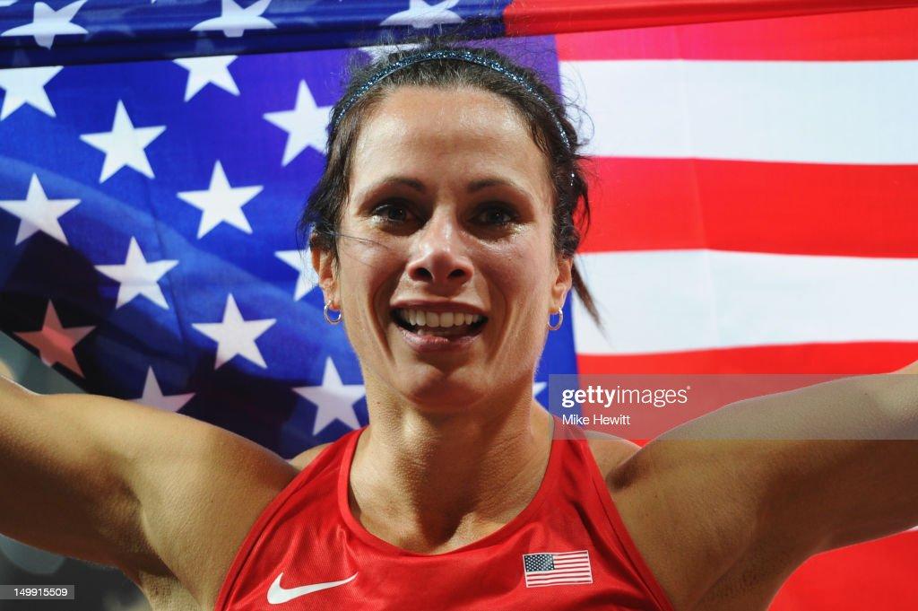 Olympics Day 10 - Athletics : News Photo