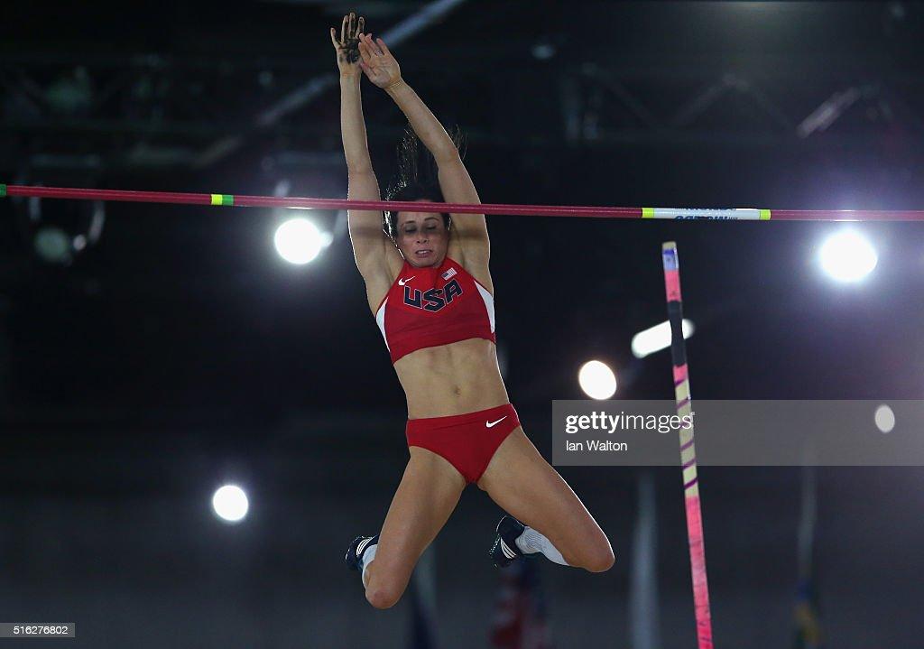 IAAF World Indoor Championships - Day 1 : News Photo
