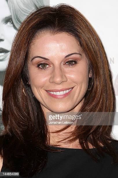 Jennifer Taylor attends the Chicago Los Angeles Opening Night at the Pantages Theatre on May 16 2012 in Hollywood California