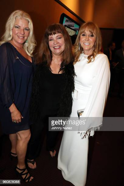 Jennifer Taylor Patricia Watt and Iris Smith attend the 2018 Chita Rivera Awards at NYU Skirball Center on May 20 2018 in New York City