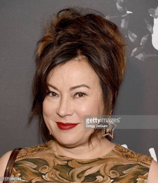 Jennifer Tilly arrives at the SUTTON Store Launch at SUTTON on September 26 2019 in West Hollywood California