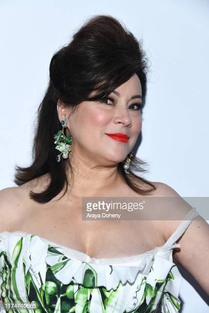 Jennifer Tilly at Project Angel Food's Angel Awards Gala at Project Angel Food on September 14 2019 in Los Angeles California