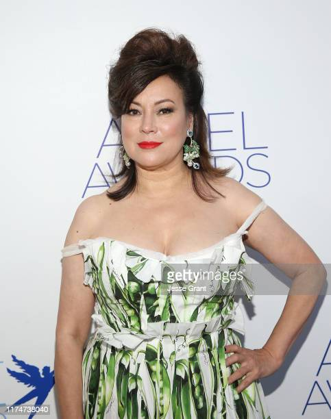 Jennifer Tilly attends Project Angel Food's Angel Awards Gala at Project Angel Food on September 14 2019 in Los Angeles California