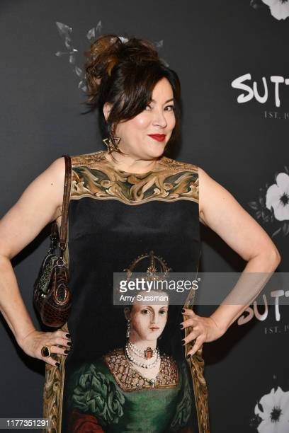 Jennifer Tilly attends the SUTTON Store Launch at SUTTON on September 26 2019 in West Hollywood California