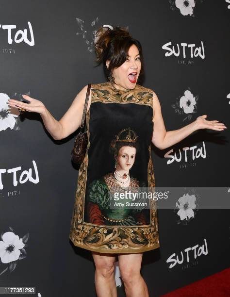 Jennifer Tilly attends the SUTTON Store Launch at SUTTON on September 26, 2019 in West Hollywood, California.