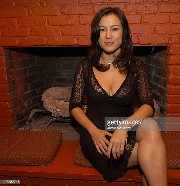 Jennifer Tilly during 12th Annual Hamptons International Film Festival - Independent Film Channel's 10th Birthday Party at 21 Water in Bridgehampton,...