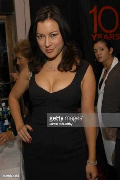 Jennifer Tilly during 12th Annual Hamptons International Film Festival Opening Night Reception at Gurney's Inn in Montauk New York United States