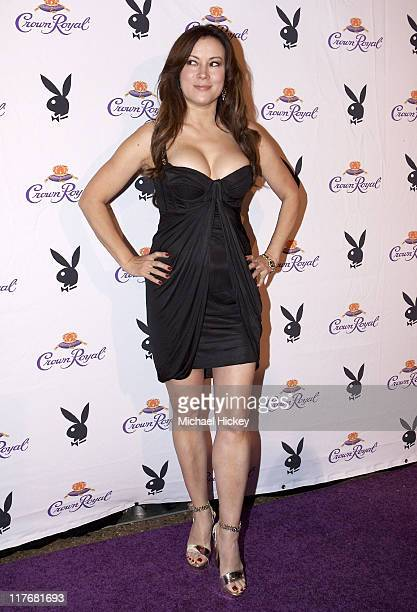 Jennifer Tilly during 133rd Kentucky Derby Crown Royal Playboy Lounge May 4 2007 at Crown Royal Playboy Lounge in Louisville Kentucky United States