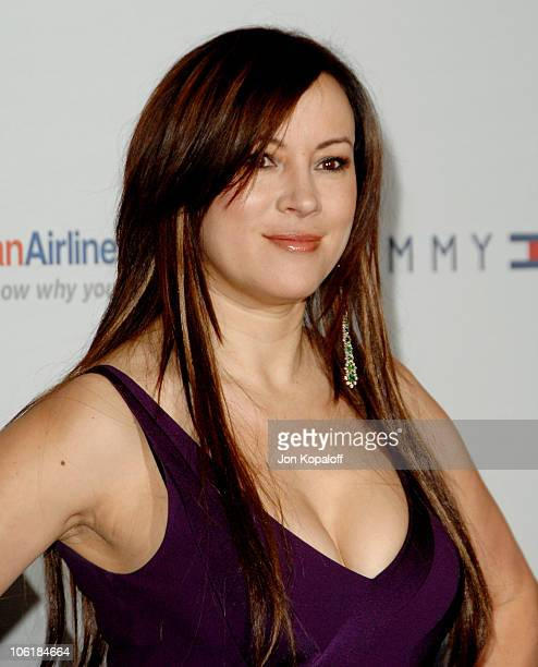 "Jennifer Tilly during 14th Annual Race to Erase MS Themed ""Dance to Erase MS"" - Arrivals at Century Plaza Hotel in Century City, California, United..."