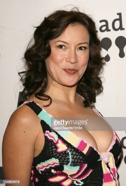 Jennifer Tilly during 17th Annual GLAAD Media Awards Arrivals at Kodak Theatre in Hollywood California United States