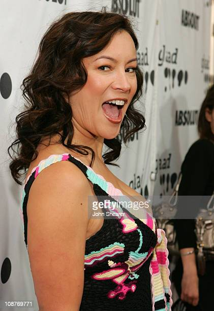 Jennifer Tilly during 17th Annual GLAAD Media Awards - Red Carpet at Kodak Theater in Los Angeles, California, United States.