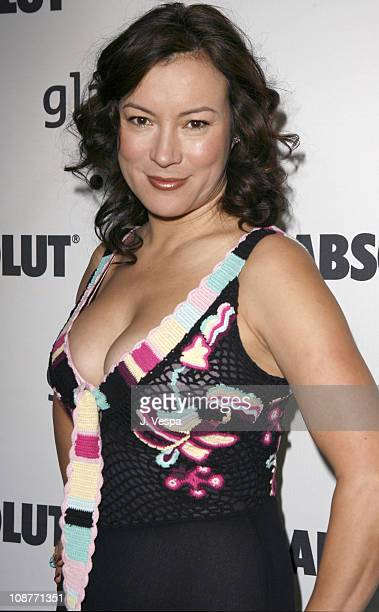 Jennifer Tilly during 17th Annual GLAAD Media Awards Red Carpet at Kodak Theater in Los Angeles California United States
