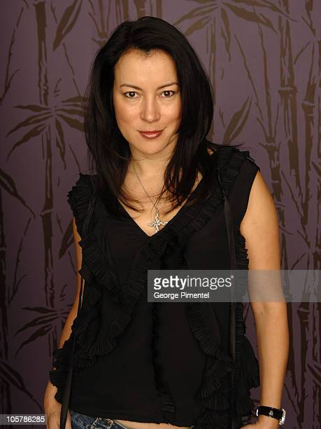 "Jennifer Tilly during 2005 Toronto Film Festival - ""Tideland"" Portraits at HP Portrait Studio in Toronto, Canada."